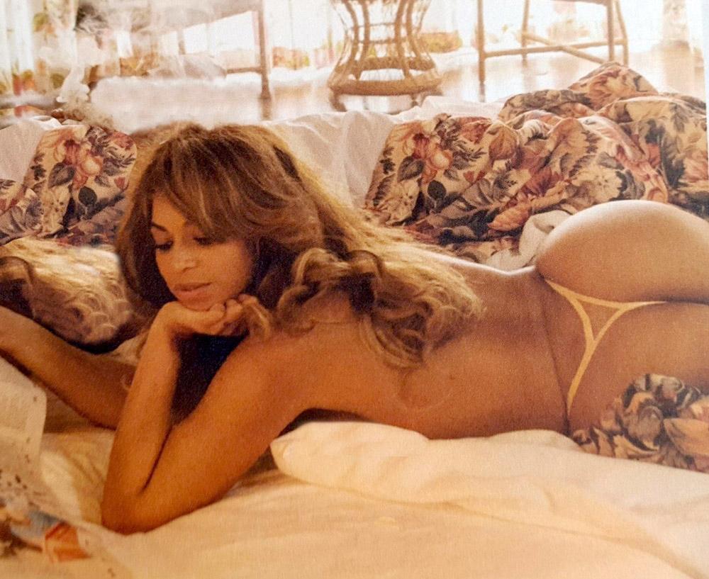 Beyonce nude ass