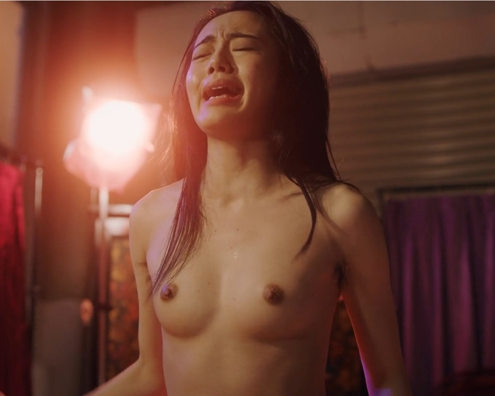 Misato Morita nude