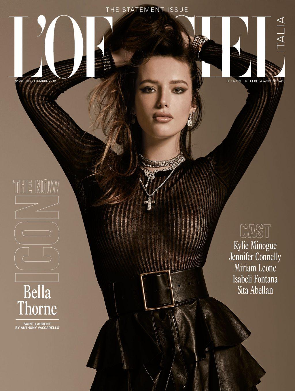 Bella Thorne See-Through