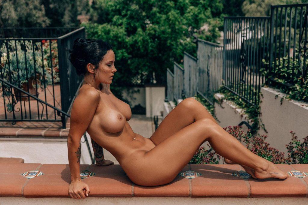 Kayla Lauren Naked