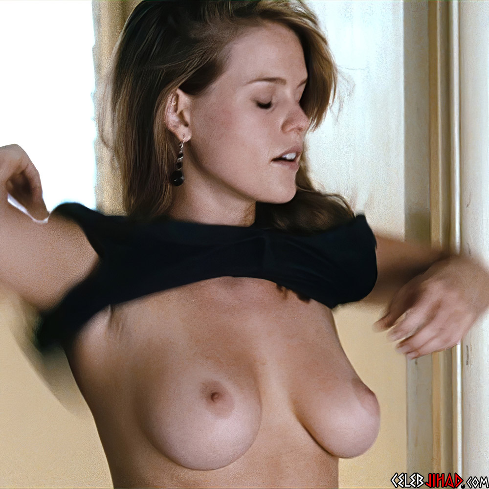 Alice Eve nude
