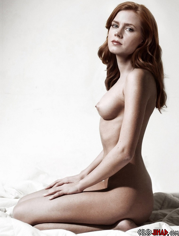Amy Adams naked