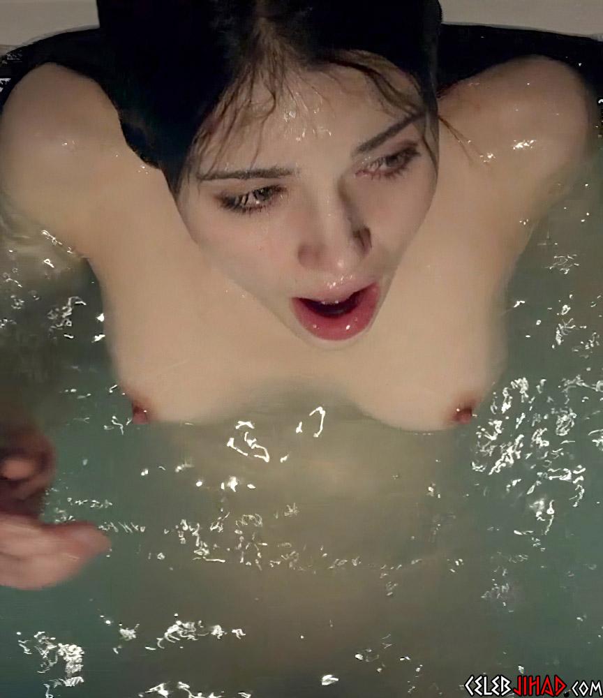 India Eisley naked