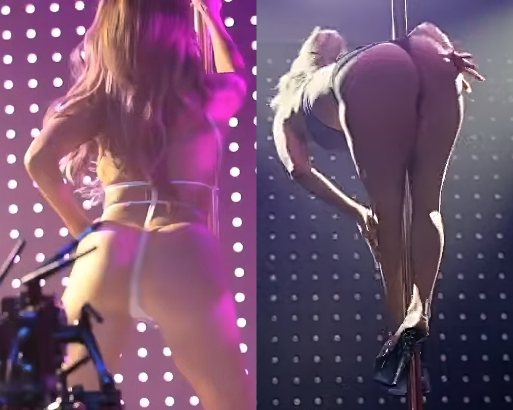 Jennifer Lopez ass Hustlers