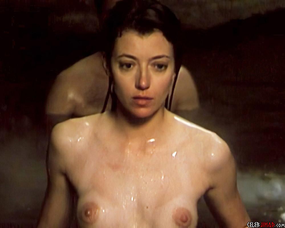 Mia Sara nude