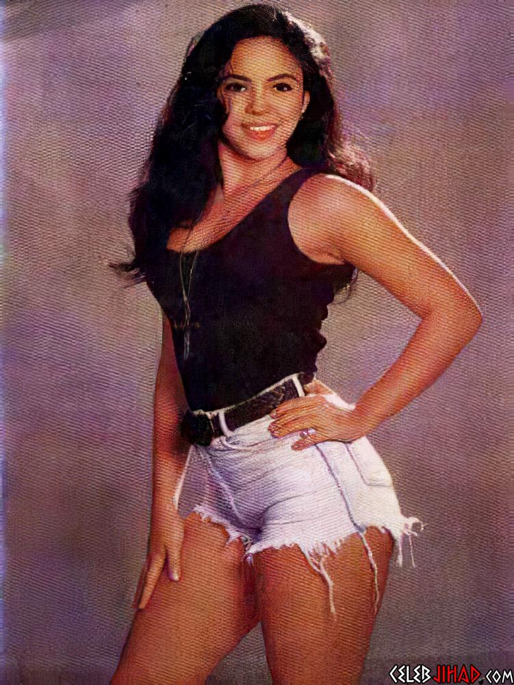 Shakira young