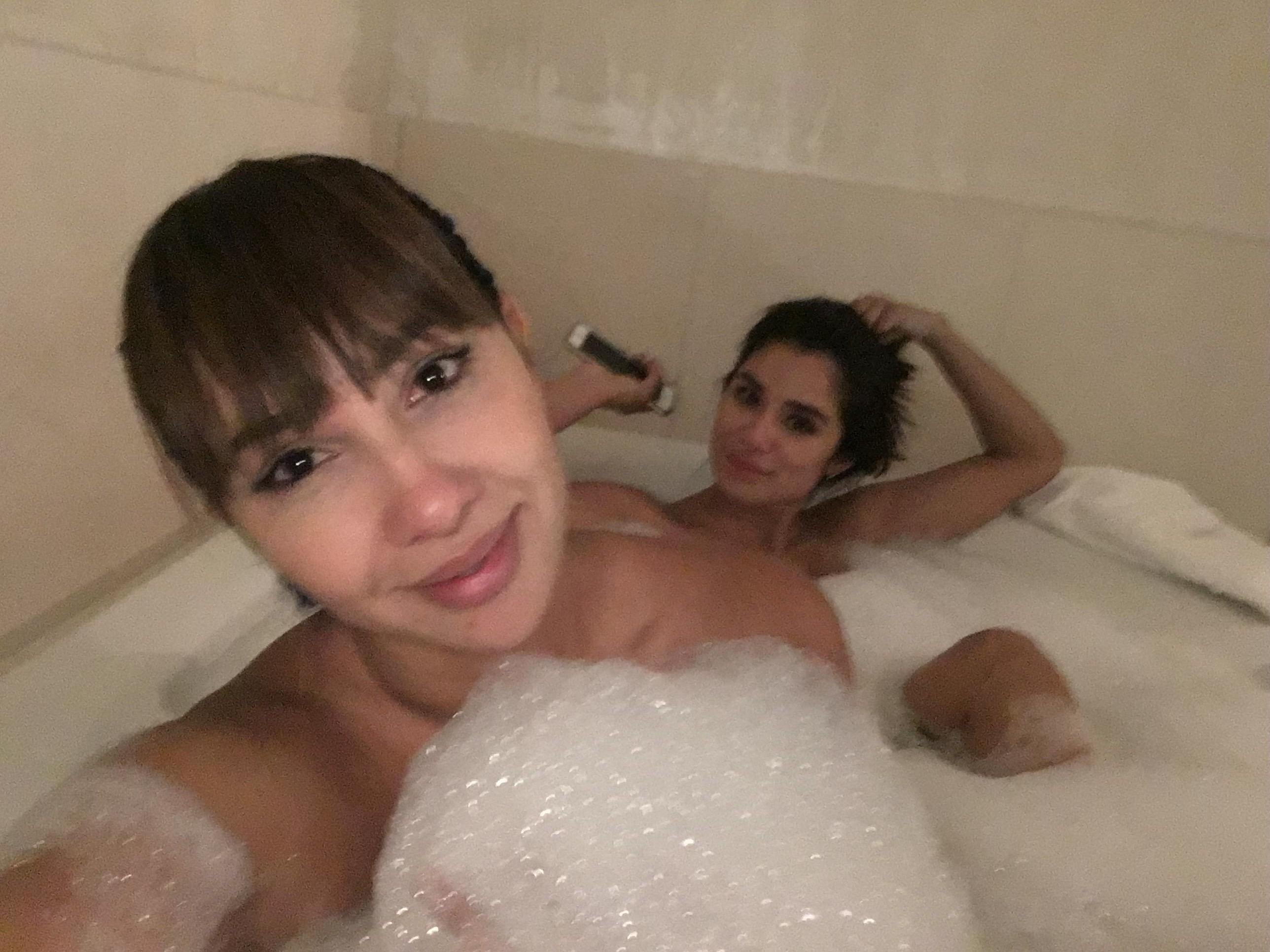 Diane Guerrero & Jackie Cruz Leaked (2 Photos)