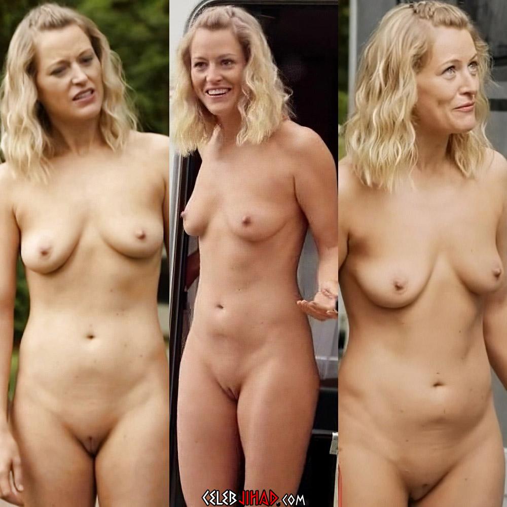 "Antje Koch Full Frontal Nude Scene From ""Pastewka"""