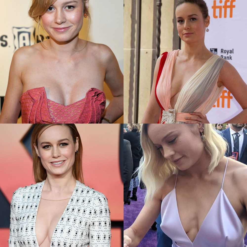 Brie Larson tits