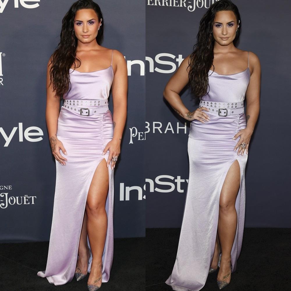 Demi Lovato dress