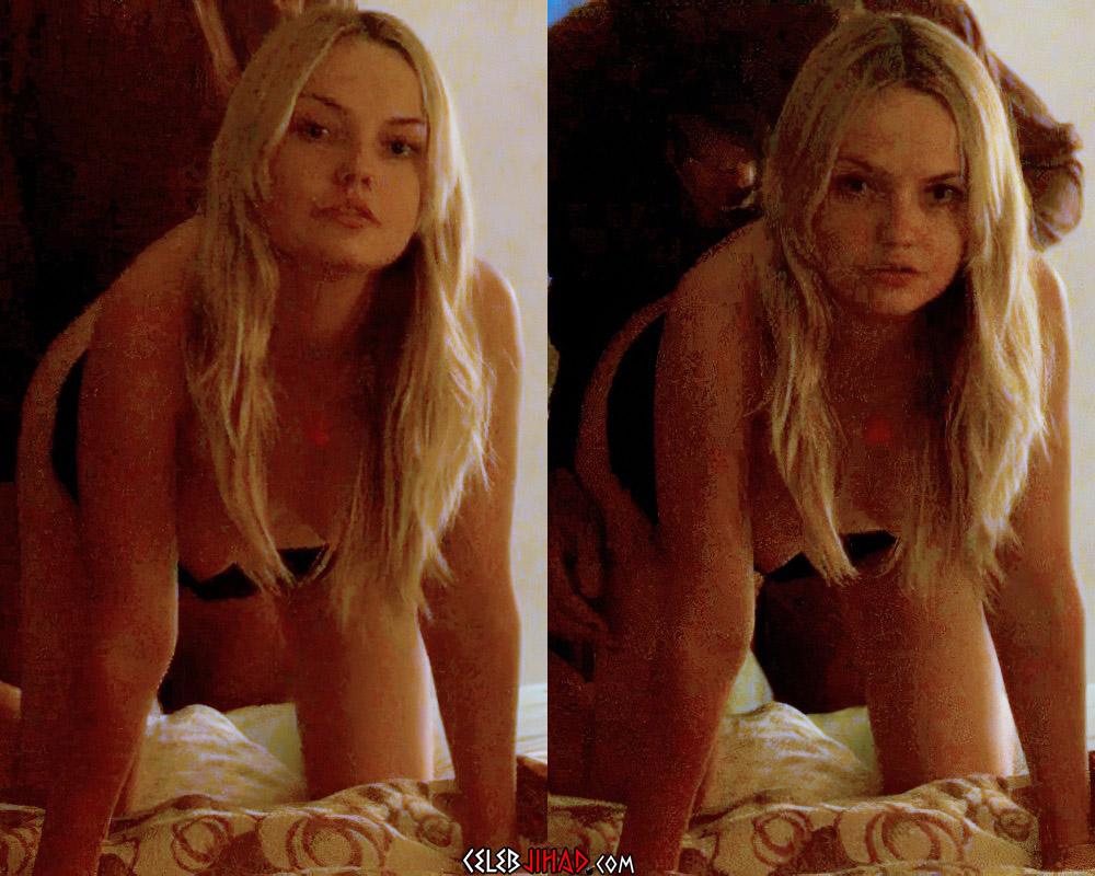 Emily Meade nude sex