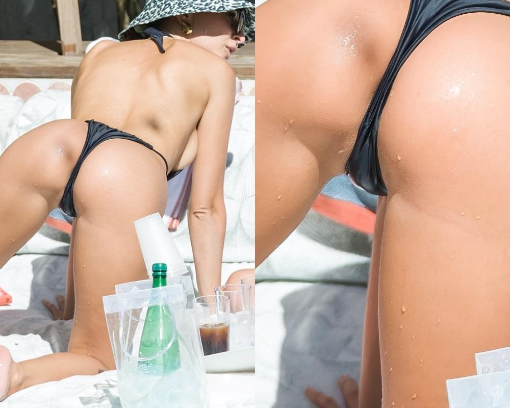 Emily Ratajkowski butt