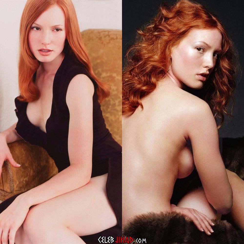 Alicia Witt nude sexy