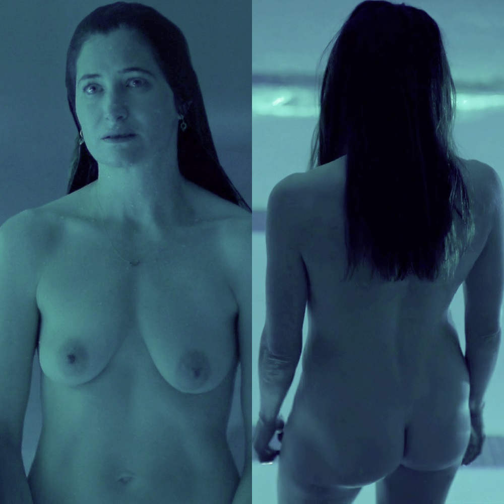 Kathryn Hahn nude