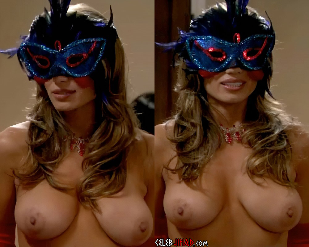 """Rebecca Marshall Nude Scene From """"Party Down"""""""