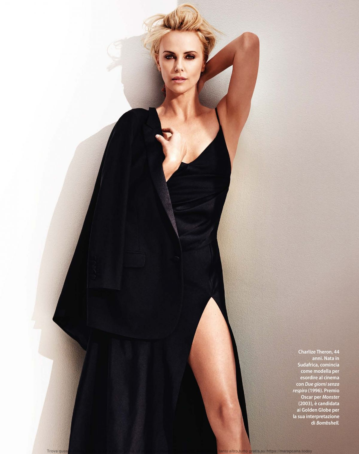Charlize Theron Erotic