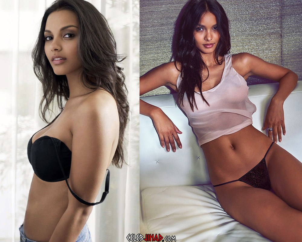 Jessica Lucas sexy boobs