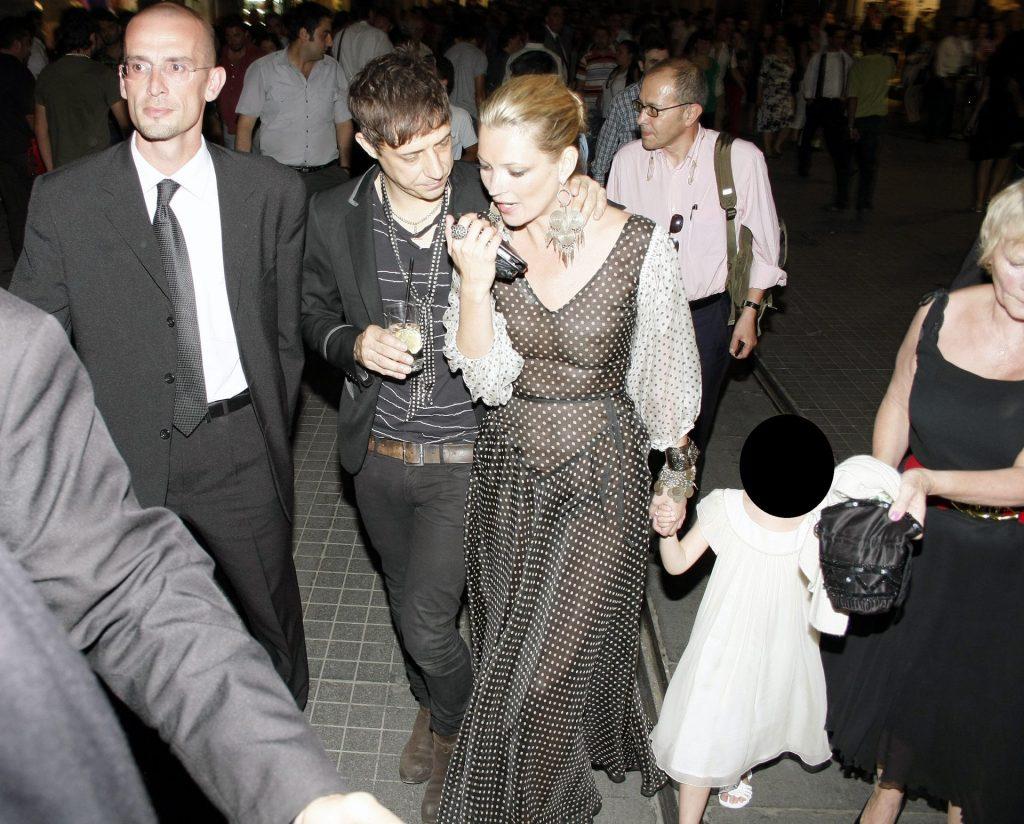 Kate Moss See-Through