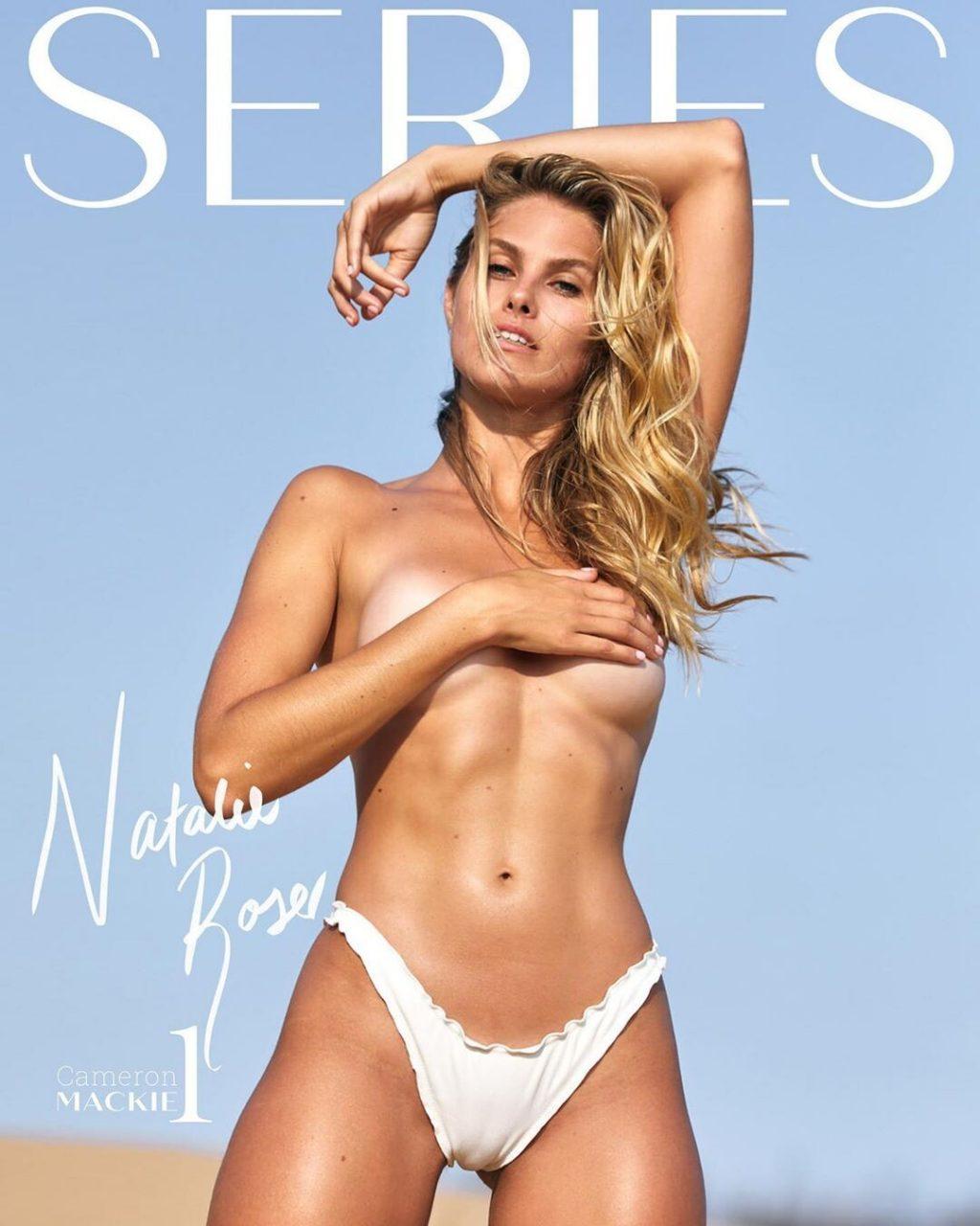 Natalie Jayne Roser Topless (5 Photos)