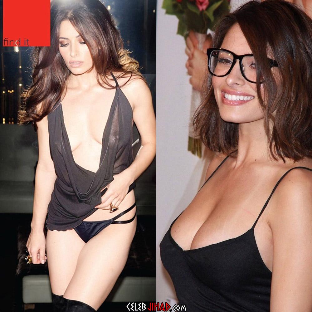 Sarah Shahi nude
