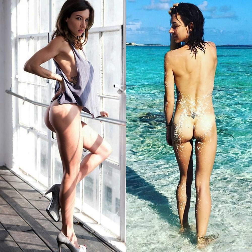 Cortney Palm nude ass