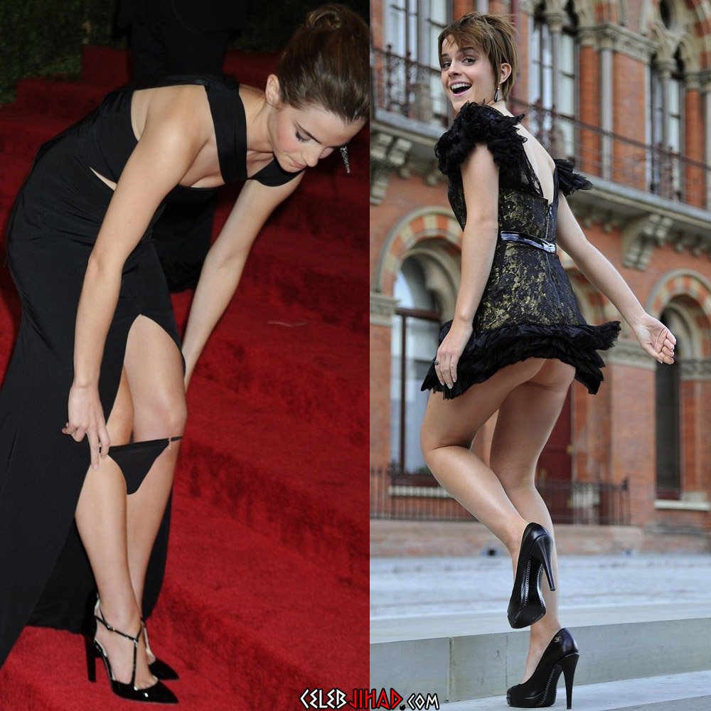 Emma Watson Jerk Off Instructional Video