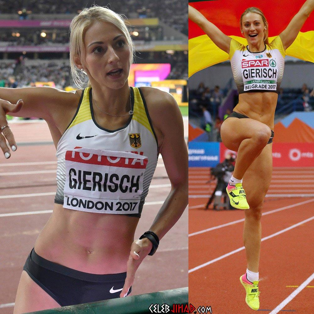 Kristin Gierisch sexy