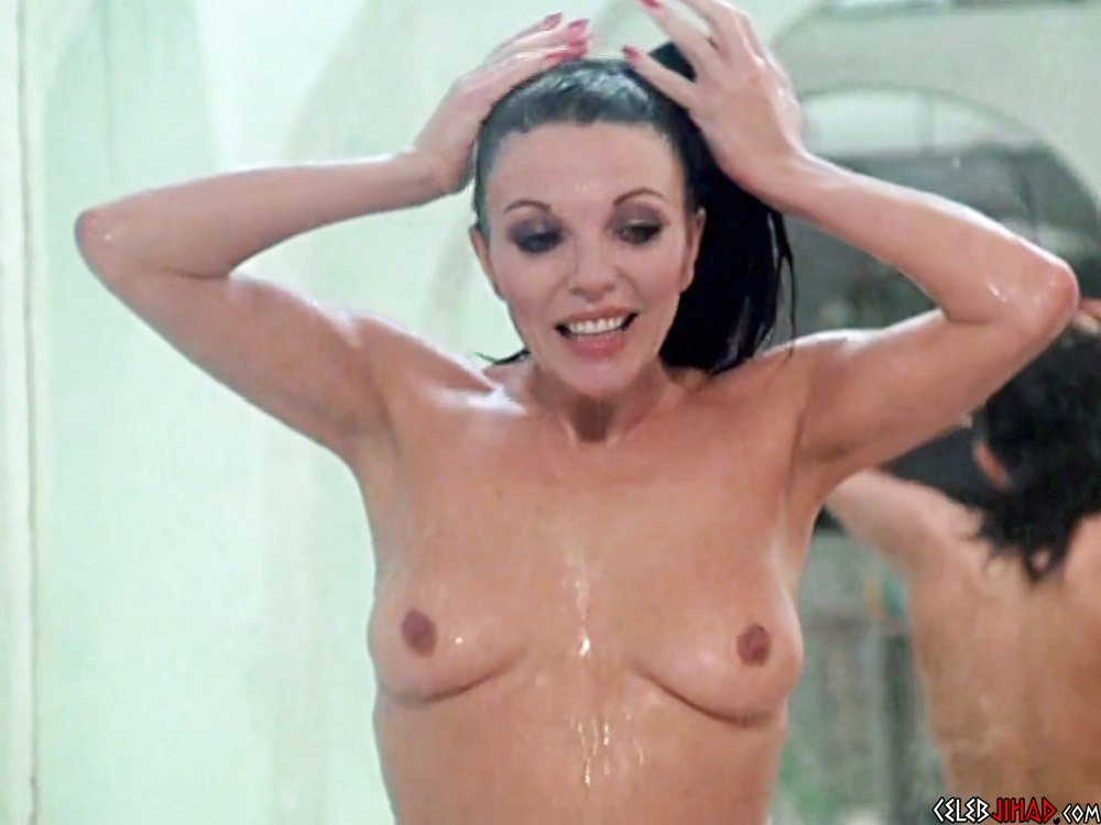 Joan Collins nude