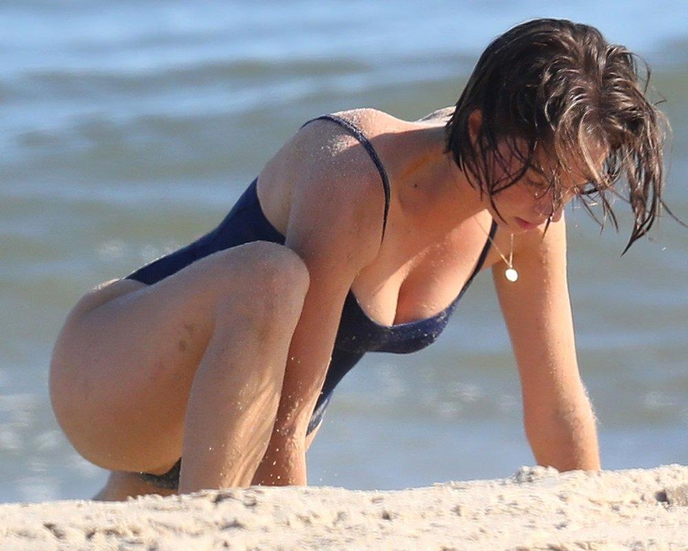 Maya Hawke swimsuit