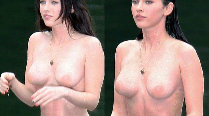 Megan Fox Nude Photos Remastered And Enhanced