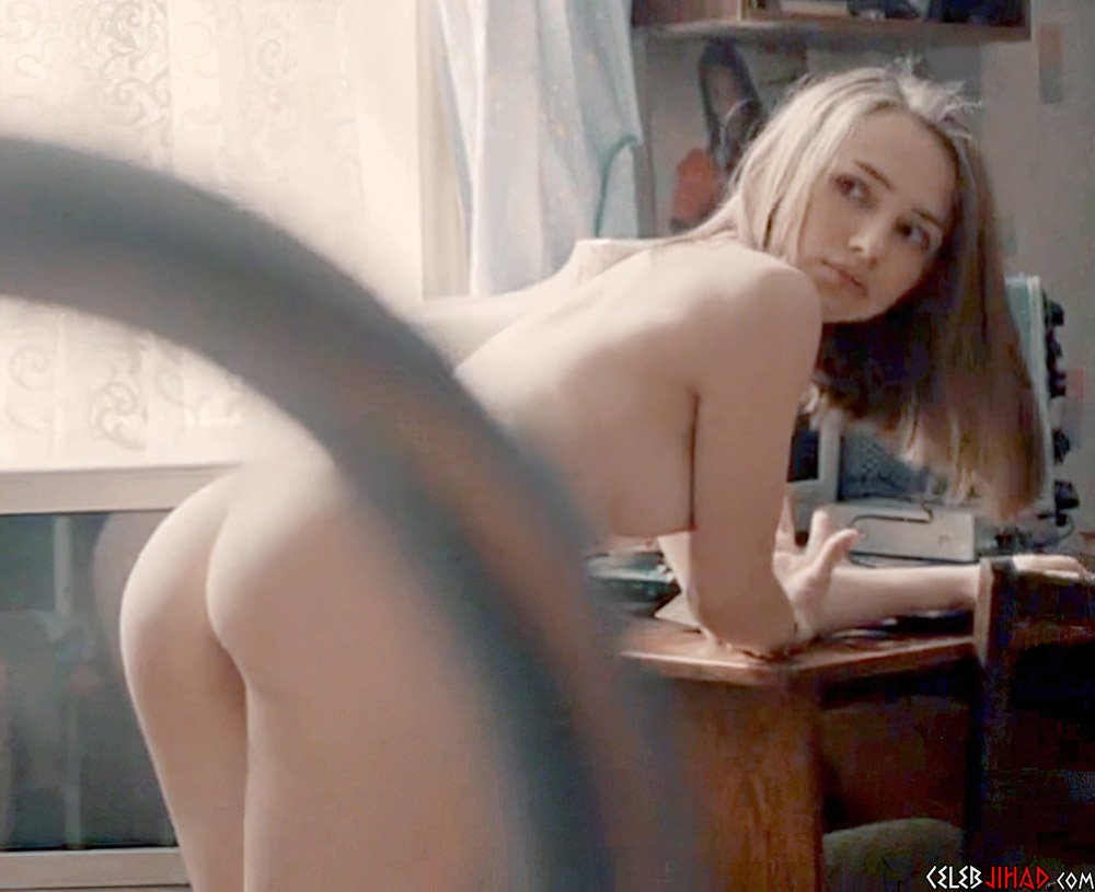 Yana Enzhaeva nude