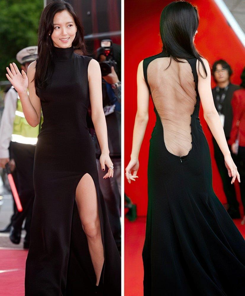 Kang Han-na sexy