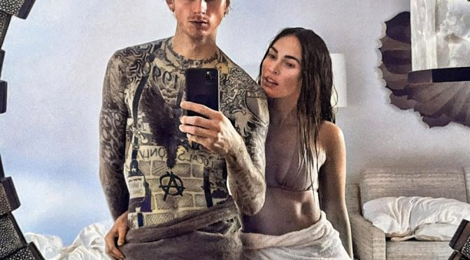 Megan Fox And Machine Gun Kelly's Sex Tape Video