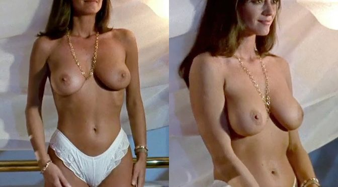 "Ava Fabian Nude Scenes From ""Ski School"""