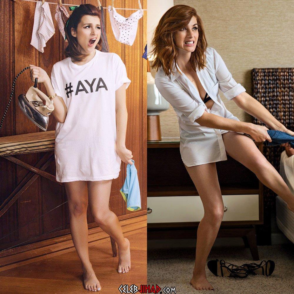 Aya Cash sexy