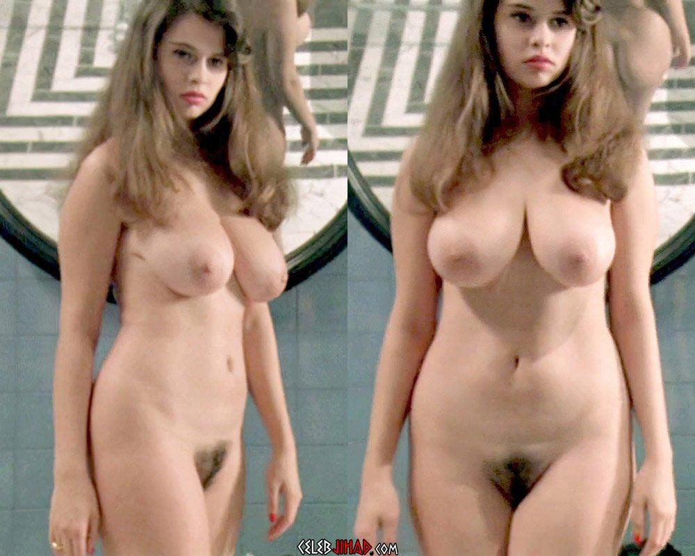 Debora Caprioglio nude