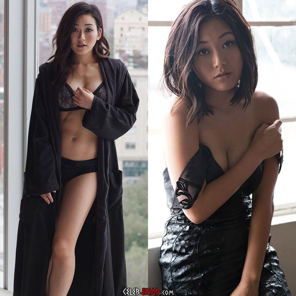 Karen Fukuhara sexy
