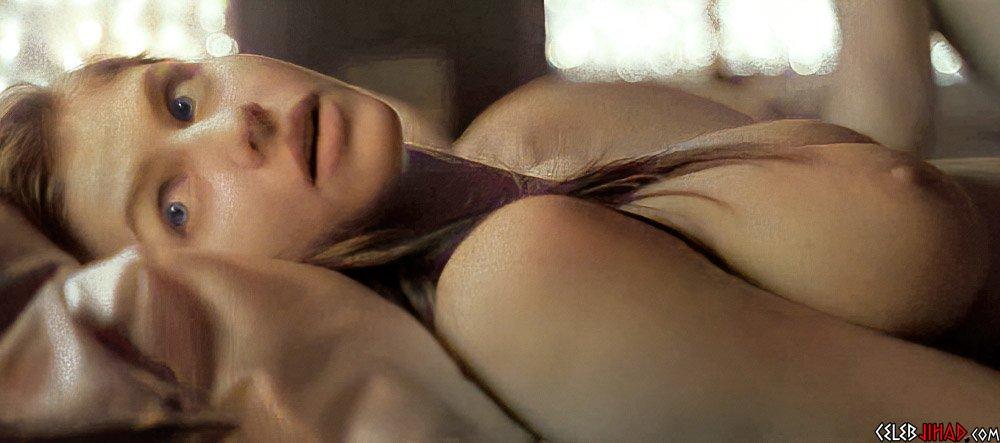 Alexandra Daddario Nudes Color-Corrected