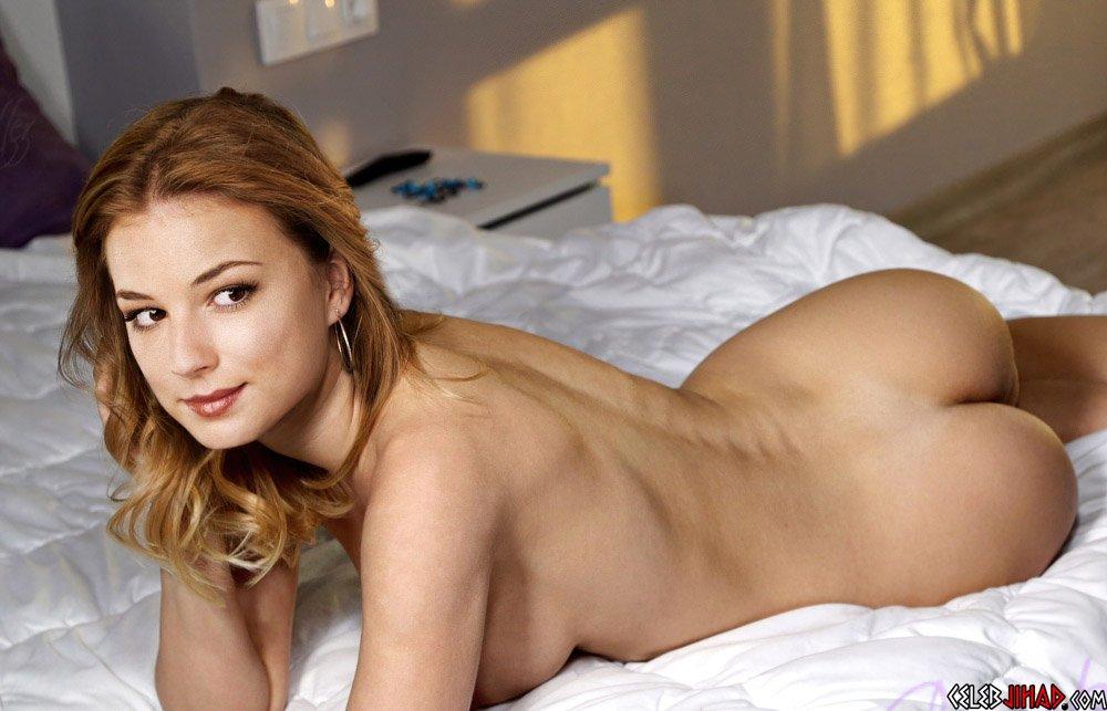 Emily VanCamp nude