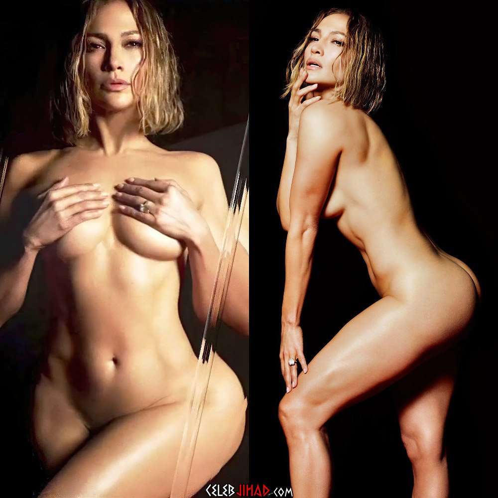 Jennifer Lopez Shows Her Nude Body At 51-Years-Old