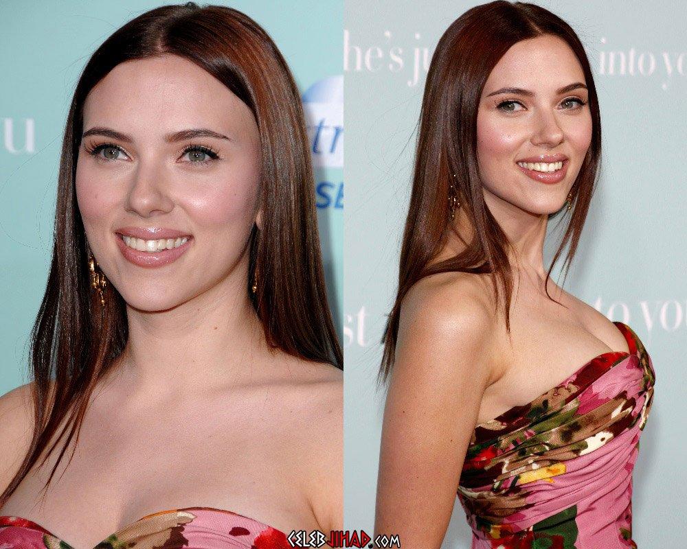 Scarlett Johansson Honeymoon Sex Tape Video