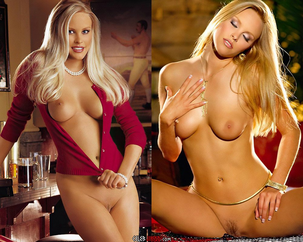 Audra Lynn Full Frontal Nudes Collection