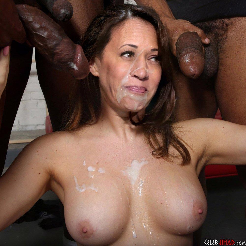 Kamala Harris nude