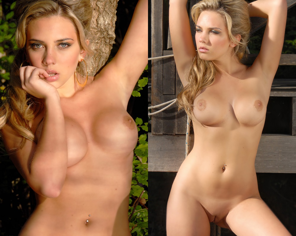 Constanza Mengotti Full Frontal Nude Photo Shoot