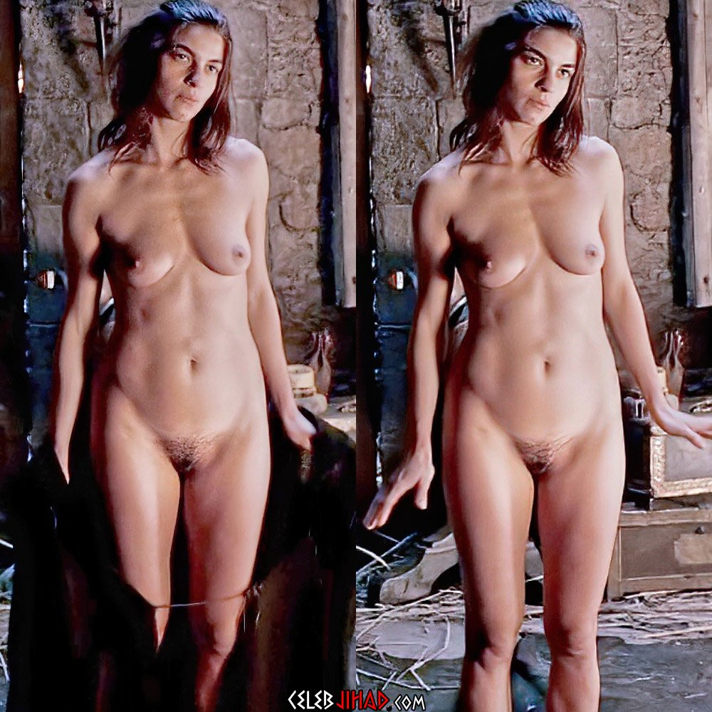 Natalia Tena Full Frontal Nude Scene Enhanced In 4K