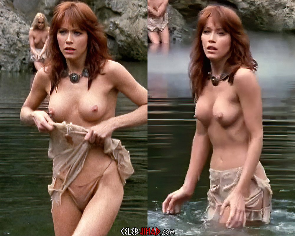 "Tanya Roberts Nude Scene From ""The Beastmaster"" Enhanced"
