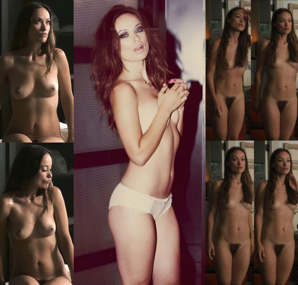 Olivia Wilde Naked (1 Photo)