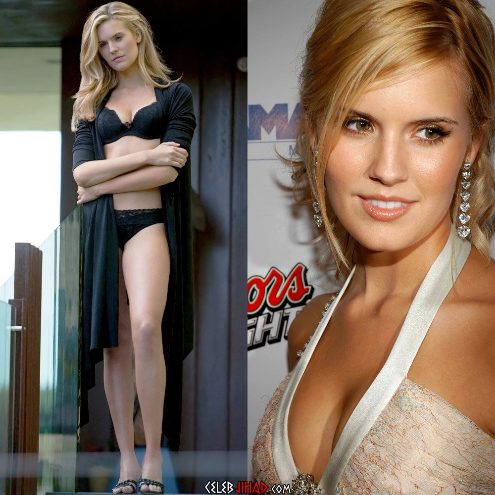 Maggie Grace sexy