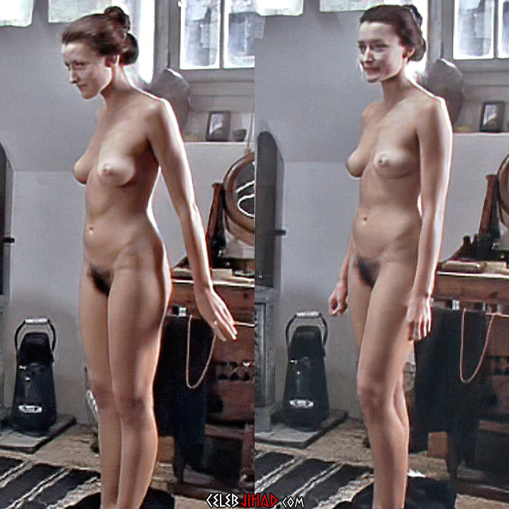 "Natascha McElhone Full Frontal Nude Scene From ""Surviving Picasso"""