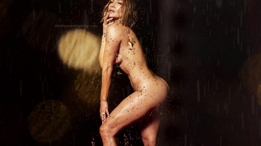 Jennifer Lopez Naked (5 Photos)